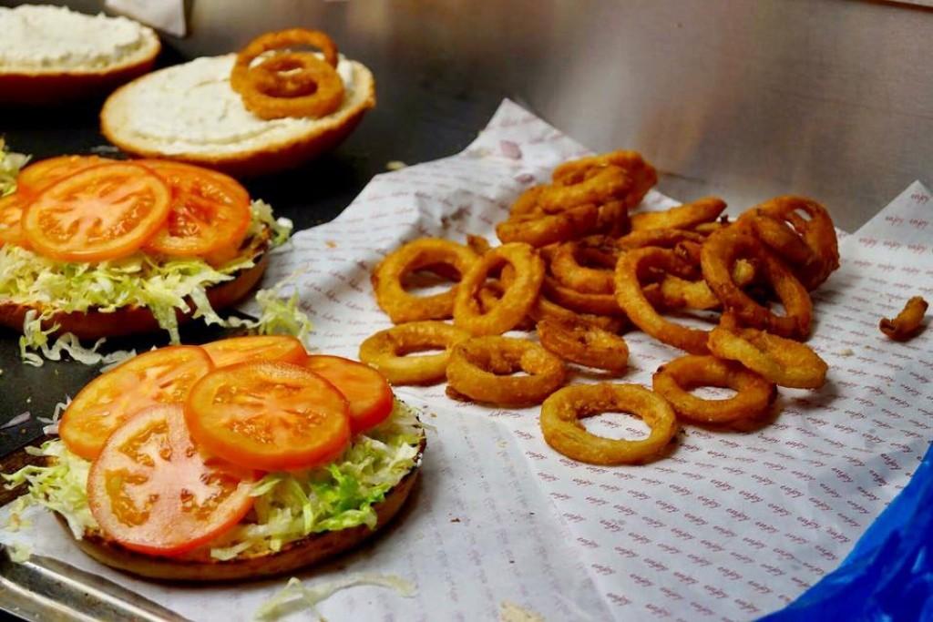 Wild Western Burgers
