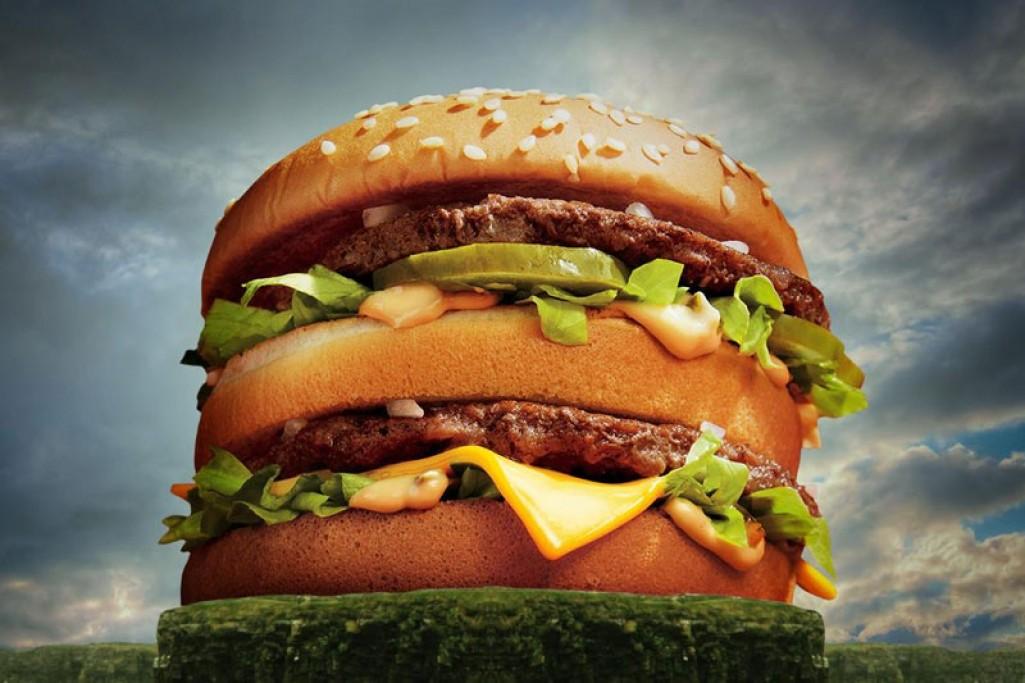 McDonald's Västerleden
