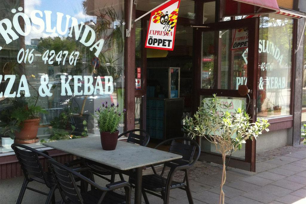 Fröslunda Pizza & Kebab